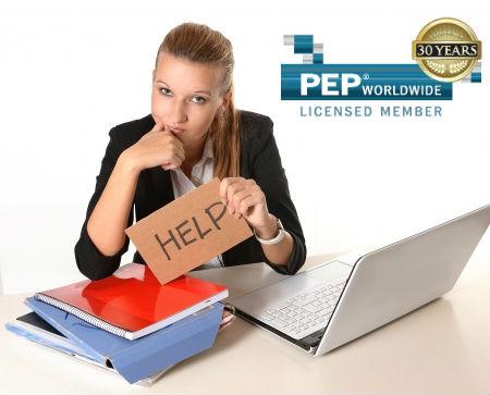 PEP ® 30 jaar efficiënter werken OPPEPPER