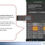 concentratiehulp Windows 10